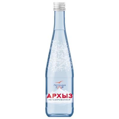Вода 0,5 и 1,5